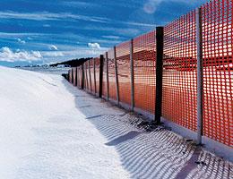 Sno Guard Snow Fence Tenax Fence